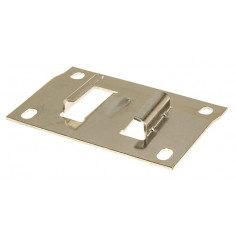 Mounting Plate Stainless Steel