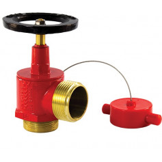 NSW - BSP Threaded FlameStop Fire Hydrant Landing Valve