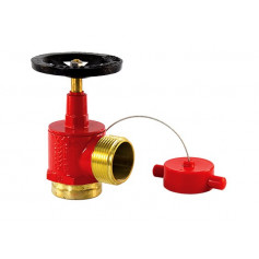 NSW - Roll Grooved FlameStop Fire Hydrant Landing Valve