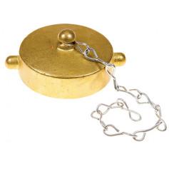 QLD Brass Blanking Cap