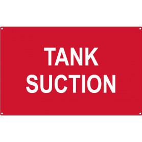 Tank Suction
