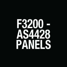 F3200 AS4428 FIP, 8U CAB, 3AMP 1U GAS CONTROL, PRE-PROGRAMMED FP0876