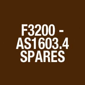 FAB 1931-1-1 F3200 Membrane Keypad Vigilant FA1223
