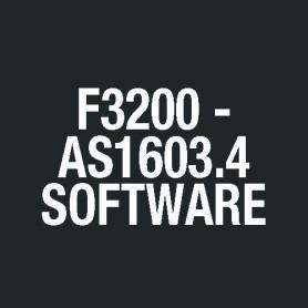 Software, F3200 Std Panel c/w Tandem Mode, V2.09 EPROM SF0229