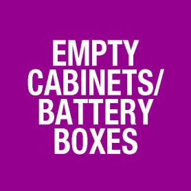 Cabinet door , Blank, to suit 28U cabinet ME0284