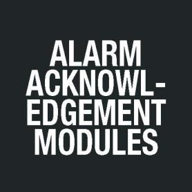 AAM2 Alarm Acknowledgement Module ME0420
