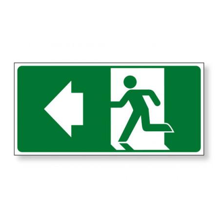 Running Man Left Arrow