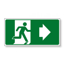 Running Man Right Arrow