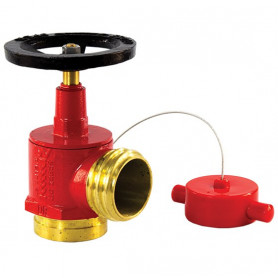 SA - Roll Grooved FlameStop Fire Hydrant Landing Valve