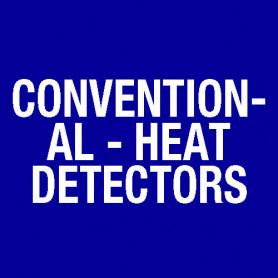 T54B Type E Probe Heat Detector - 132 DEG C T4E132X