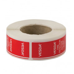Sampling point decal (200 per roll)