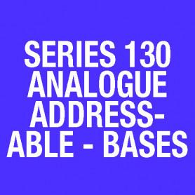 System Sensor Addressable sensor Base Painted black (replaces Z131A) B501AUSBLK