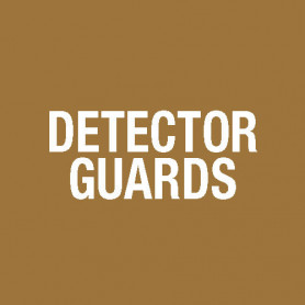 Wire guard for detectors (130 dia. x 105 High) W504