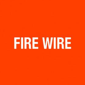 105 Deg C Fire Wire Per 100m - Price Per Metre FW105