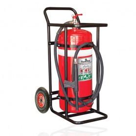 FLAMESTOP 90KG BE 'Purple K' Mobile Extinguisher