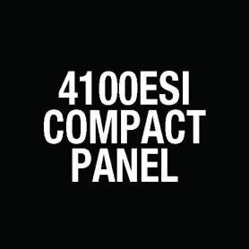 15U Expansion CAB Blank Door, Titania, with 10A PSU 4100-FP1087