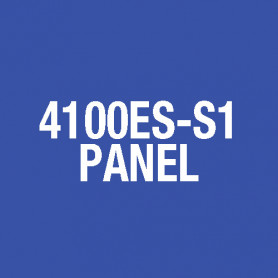 4100U/ES-S1 Front panel trim plate includes document holder - black FA2464