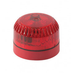 Solex Red Lens Xenon Strobe with 15cd Output