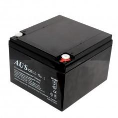 26Ah 12VDC Deep Cycle Lead Acid Battery