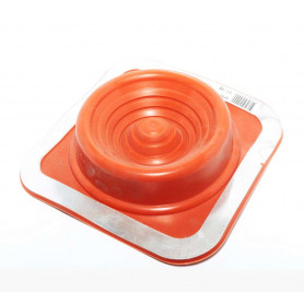 Dektite 5-127mm Red Silicone Fire Rated 200°C