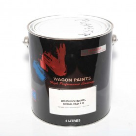Signal Red Paint 4 Ltr