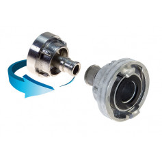 Storz Fitting - 25mm Alloy - 19mm Tail