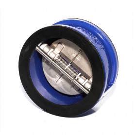 150Nb Wafer Dual Disc Check Valve