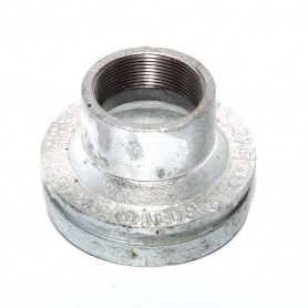 50Nb x 32Nb Roll Groove x BSP Concentric Reducer Gal