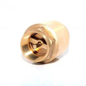 10Nb Brass Spring Check Valve - Brass Spindle