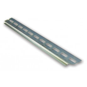 1 Metre Length of Din Rail Mounting StriP