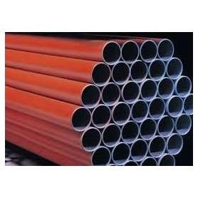 80Nb Medium Plain End Painted Pipe x 3.25m