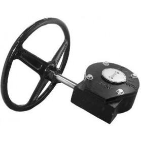150Nb Butterfly Valve - Gear Operator