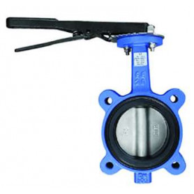 50Nb Lugged Butterfly Valve Lever Handle