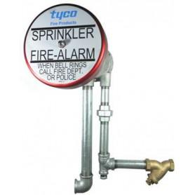 Water Motor Alarm Gong - Tyco