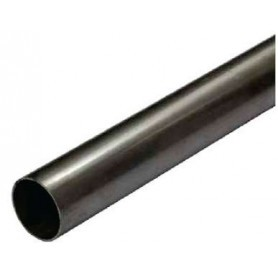 3-1/2 Inch (89mm) x 1.6 Exhaust Pipe Mild Steel x 3m