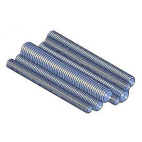 M10 Threaded Rod x 3m Z/P