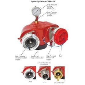 QRT Dual Booster Bottom Entry Class 35
