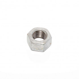 M12 Hex Nut HDG
