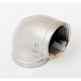 25Nb Stainless Steel 316 90° Elbow