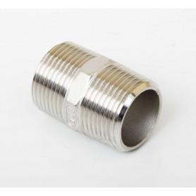 25Nb Stainless Steel 316 Hex Nipple