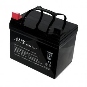 33Ah 12VDC Deep Cycle Lead Acid Battery