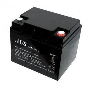 40Ah 12VDC Deep Cycle Lead Acid Battery