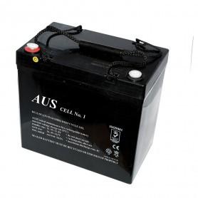 55Ah 12VDC Deep Cycle Lead Acid Battery