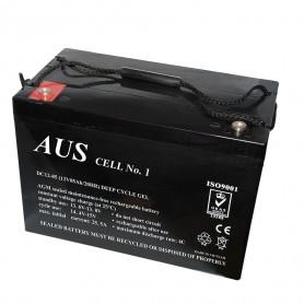 85Ah AGM 12VDC Deep Cycle Lead Acid Battery