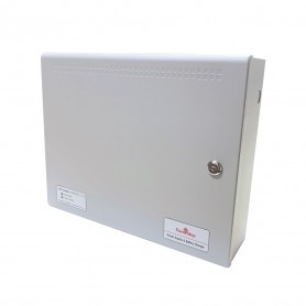 24VDC Stand Alone 2.5 Amp PSU in Metal Cabinet