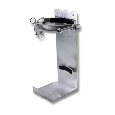 Fire Extinguisher Vehicle Bracket - Heavy Duty - 9 Litre - Galvanised