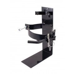 9.0kg HEAVY DUTY - Black Powder Coated Bracket