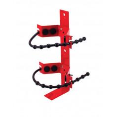 Vehicle Bracket - Rubber Strap - 2.5KG