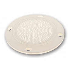White Grill for 100mm Speaker