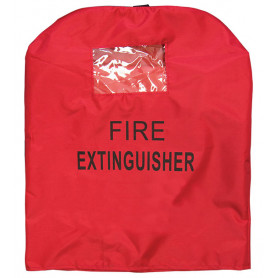 Window Vinyl Extinguisher Cover (suitable for 4.5kg extinguishers)